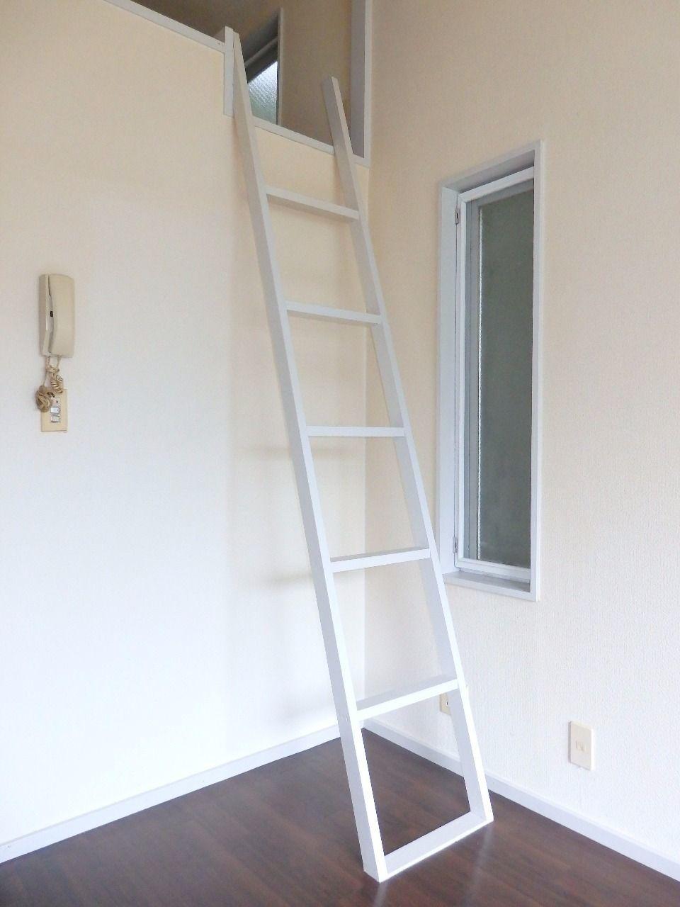 日常のお部屋と特別なお部屋とを繋ぎます。