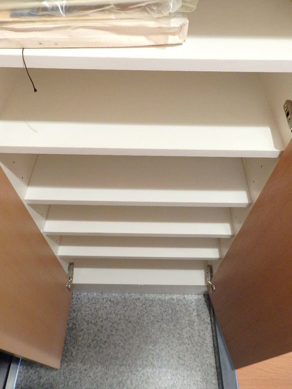 収納力の高いシューズボックス