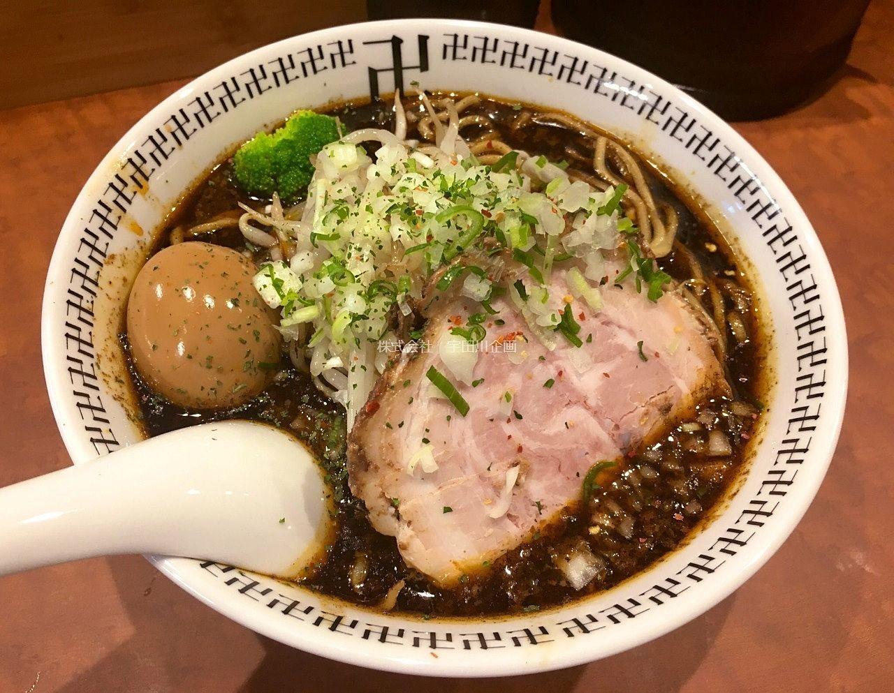 西葛西 スパイス・ラー麺 「卍力」宇田川企画ラーメン部 Part1