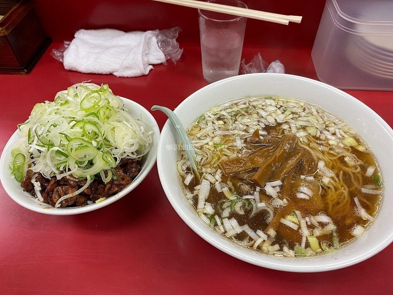 亀戸 ラーメン【菜苑】宇田川企画ラーメン部 番外編