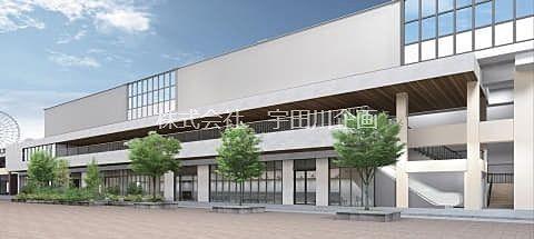 葛西臨海公園駅・新商業施設「Ff」&「スターバックスコーヒー」が1月30日(土)オープン!