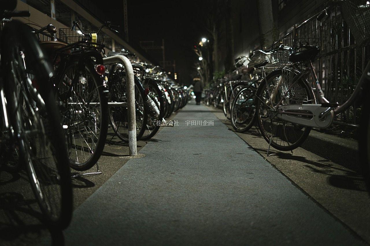 盗難自転車発見!