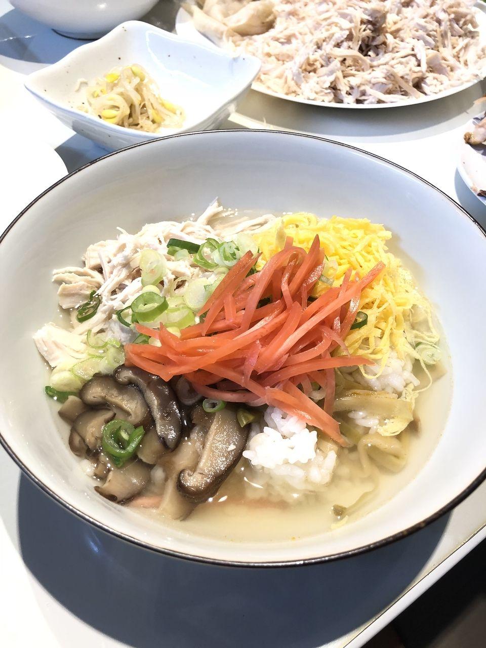奄美大島の郷土料理 鶏飯