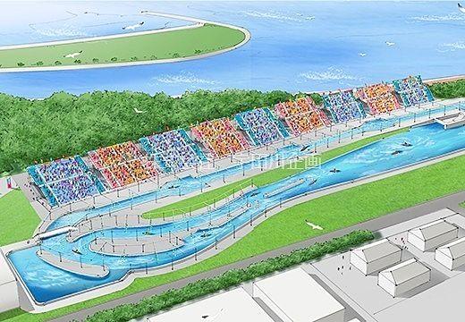 2020年東京オリンピック・カヌー会場